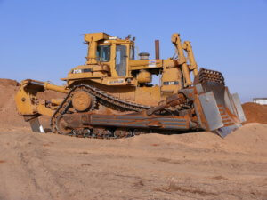 Caterpillar Bull Dozer